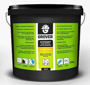 Grover Dysperbit Праймер и гидроизоляция для фундаментов