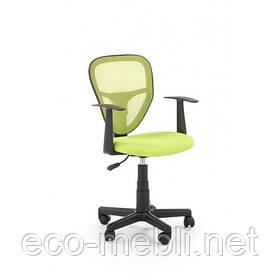 Дитяче поворотне крісло Spiker зелене Halmar