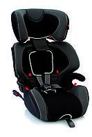 Детское автокресло Gio Plus Fix группа 1-2-3 (9-36 кг) черно-серый Bellelli 01GIP030IF