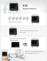 "K10 base приліжковий монітор пацієнта ""10 Creative Medical"
