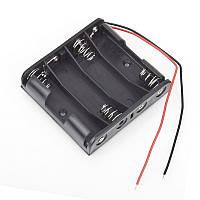 Тримач (Холдер) для 4-x батарейок типу АА