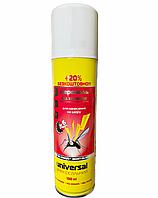 Аерозоль від комрів та мошок Anti Mosquito Universal 120 мл