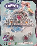 Аксессуар для девочки тиара (корона) королева (принцесса) Эльза, Холодное сердце