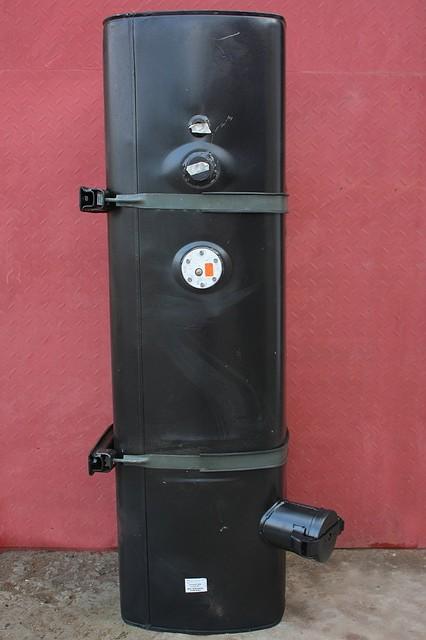 Бак топливный 120л с креплением TATA Motors