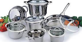 Посуда кухонная и принадлежности