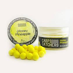 Бойлы pop-up Honey Pineapple Carp Catchers 8mm 70шт.