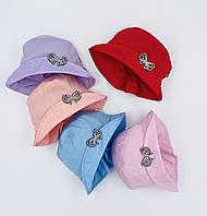 """Дитячі панамки для дівчаток """"Метелик"""""""