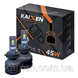 Светодиодные лампы H7 KAIXEN K7 (45W-6000K-CANBUS)