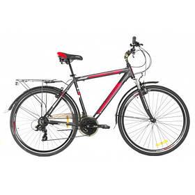 Орный велосипед Crosser 700С Hybrid 28 дюймов рама 21 116-14-530