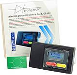 Товщиномір лакофарбових покриттів GL-6 (GL-6H) (0 мкм до 1100 мкм), фото 2
