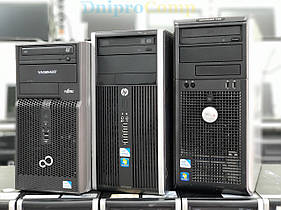 Стационарный ПК на базе Core2Duo, RAM 4Gb DDR3, HDD 320Gb