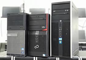 Рабочий ПК с SSD на i3-2xxx, RAM 4GB DDR3, HDD 500Gb + NEW SSD 120Gb