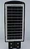 Уличный фонарь на столб с солнечное панелью  R4 4VPP  (пульт), фото 2