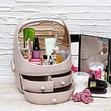 Органайзер для мелочей и косметики BURRG, 32 см х 22,5 см х 23,5 см, фото 3