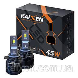 Світлодіодні лампи HIR2/9012 KAIXEN K7 (45W-6000K-CANBUS)