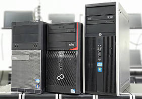 ПК на 4-м поколении Intel i3, RAM 4Gb DDR3 1600MHz, HDD 320Gb