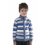Детская кофта для мальчика под горло