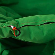 Садові гойдалки Kospa на підставці прямокутна подушка 120 кг - 96 см, фото 3