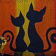 Рушник махровий ТМ Речицький текстиль, У тиші 67х150 см, фото 4