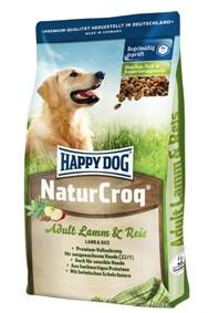 Happy Dog Naturcroq Ягненок и рис