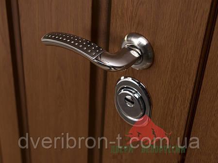 Входная дверь Дива-В 880 декор дуб - дуб, фото 2