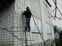 Возведение стен по монолитно-каркасной технологии и эффективное  утепление домов.