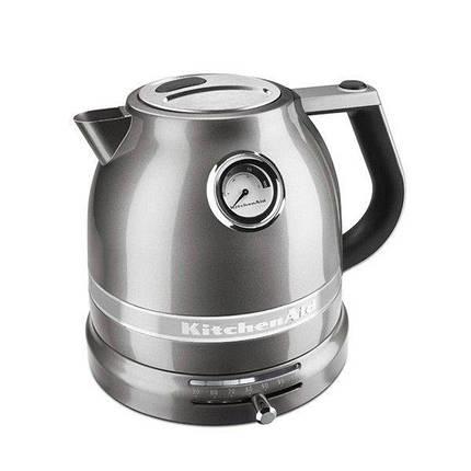 Чайник KitchenAid Artisan 1,5л 5KEK1522EMS, фото 2
