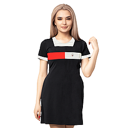 Жіноче домашнє плаття DI Color №6508, р. 2XL-5XL