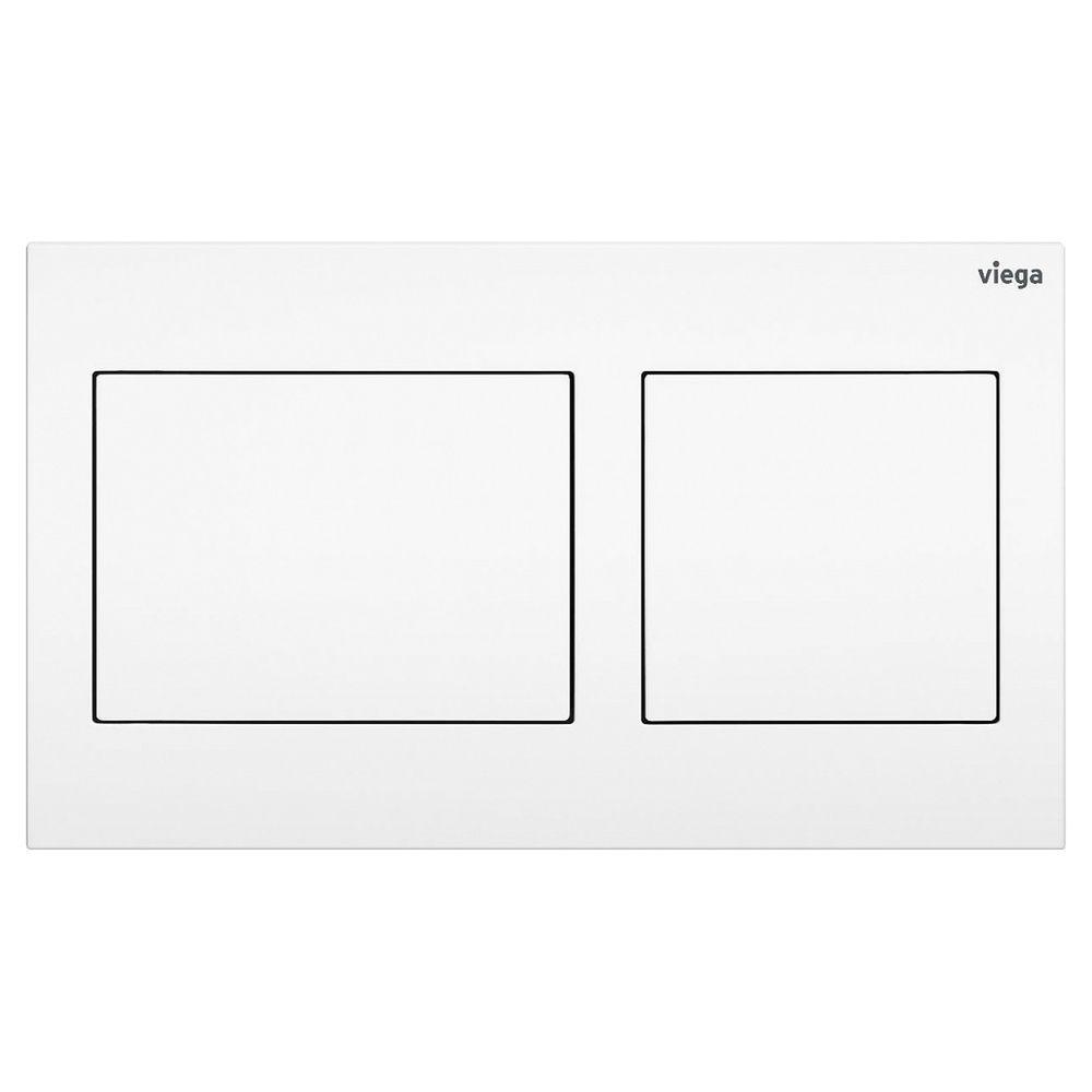 Prevista панель смыва для унитазов Visign for Style 21 (пластик альпийский белый)