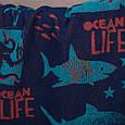 Полотенце махровое ТМ Речицкий текстиль, Подводный мир 81х160 см, фото 2