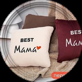 Сувенірні подушки з вишивкою