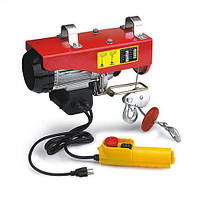 Тельфер електро лебідка 1.3 кВт, 800 кг Forte FPA 800 (37689)