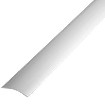 Профіль ОМІС 0,9 м (срібло) гладкий 20*3,5 мм (202/01)