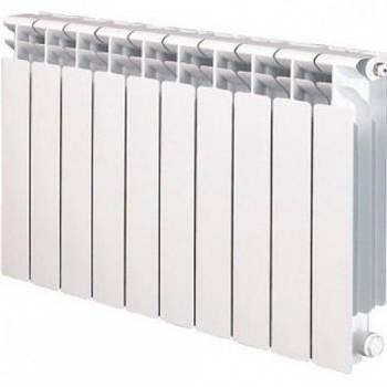 Радіатор алюмінієвий LEGION L 540*70*70 (1секція) (130000501)