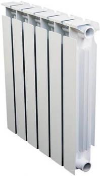 """Секція радіатора біметал """"Алтермо"""" А7 556/96 (1 секц.=185Вт, 1,68 кг)(1012460)"""