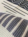Безкоштовна доставка! Ретро богемний килимок ручної роботи з бахромою, фото 6