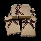 Коробочка подарункова 90x70x25, фото 5