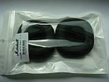 Амбушюры черные (подушечки) всборе с каркасом для наушников Marshall Major II, III Mid anc Bluetooth, фото 2