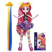 Кукла Пинки Пай пони Девушки Эквестрии Стильные прически.My Little Pony Equestria Girls Pinkie Pie , фото 1