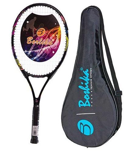 Ракетка для великого тенісу Boshika O87 FDSO Чорний