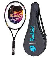 Ракетка для большого тенниса Boshika O87 FDSO Черный
