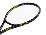 Ракетка для великого тенісу Boshika O87 FDSO Чорний, фото 4