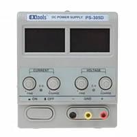 PS-305D лабораторный блок питания EXtools, 30B, 5A