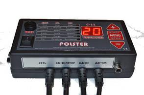Автоматика для котла Polster C-11 и вентилятор для котла с диафрагмой WPA-X2
