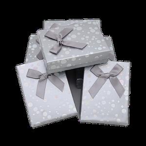 Подарочные коробки для украшений