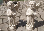Скульптура Ангел из мрамора №89 высота 50 см, фото 10