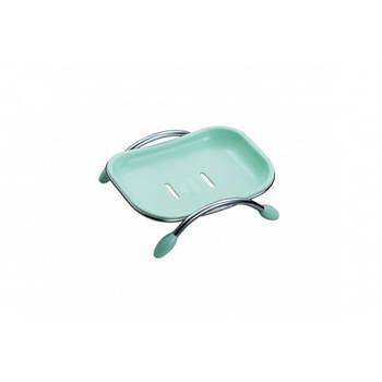 Мильниця пласт. (зелена/олів.) (1/100) Р201-1 (Potato)
