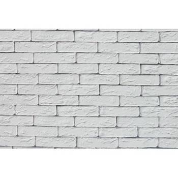 """Плитка декоративна з бетону """"Римський цегла"""" 305х50 мм (12уп. 1мкв)"""