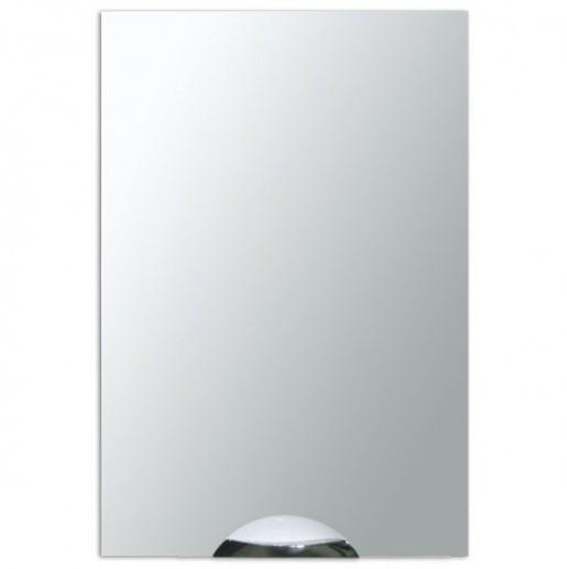 Навесной шкаф с зеркалом для ванной 50 см Квел Грация 50