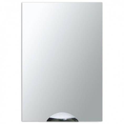 Навесной шкаф с зеркалом для ванной 50 см Квел Грация 50, фото 2